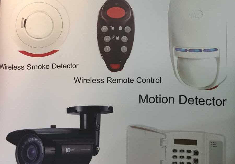 Alarm System County Louth
